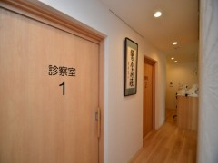 診察室入口